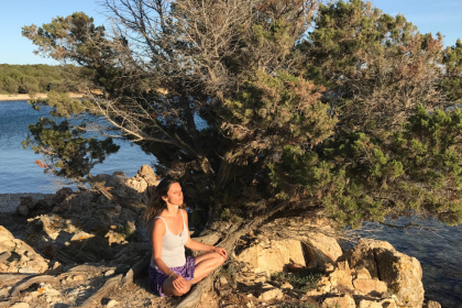 Medytacja natury i roślin - Tucano