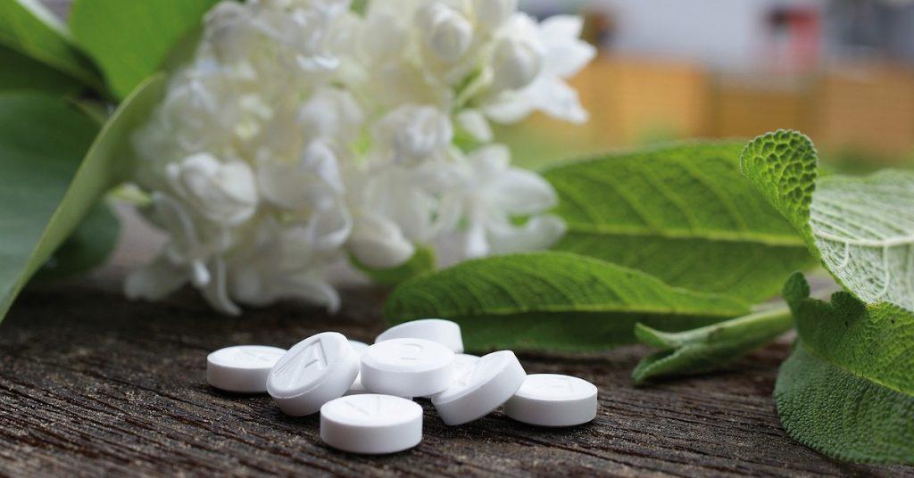 Rośliny kontra pigułki lecznicze